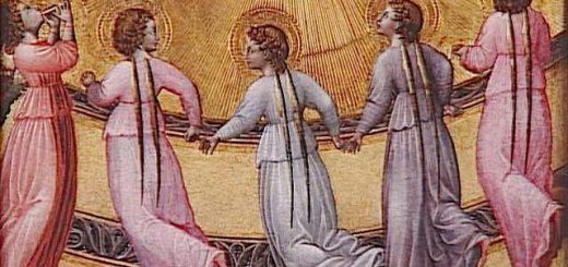 la danza nell'antico cristianesimo