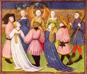 danza antico cristianesimo
