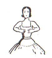 prima posizione delle braccia danza classica