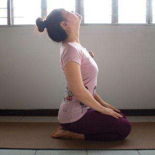 cervicale un aiuto dallo yoga