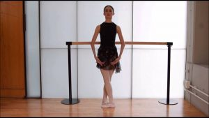 epaulement danza