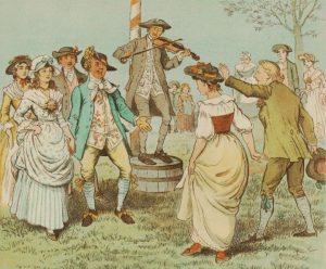 la danza nella società borghese storia