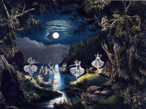 danza romanticismo