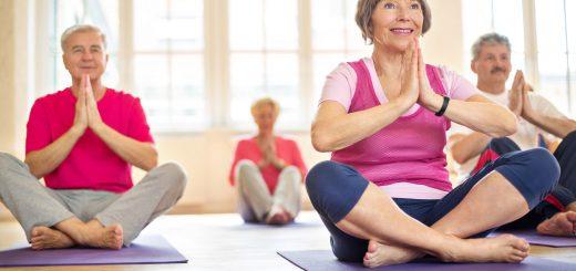pressione alta e yoga