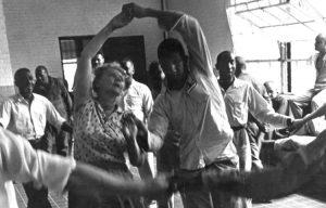 danza terapia storia