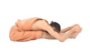 paschimottanasana posizione pinza yoga