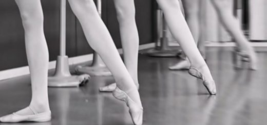 battements tecnica della danza