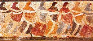 origini coreografia danza