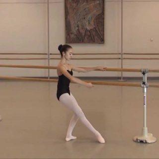 rond de jambe par terre danza