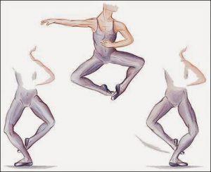 pas de chat tecnica della danza