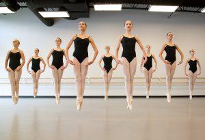 pas chassé danza classica