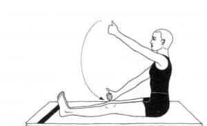 esercizio di yoga guarigione occhi e vista