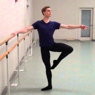 passé tecnica della danza