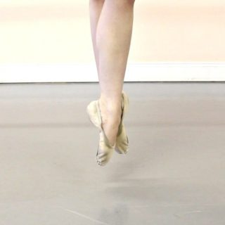changemente de pieds danza