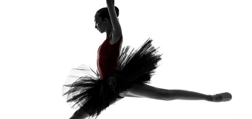 pas jeté danza