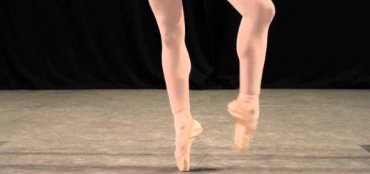 petit battement sur le cou de pied