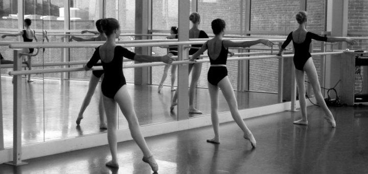 equilibrio danza