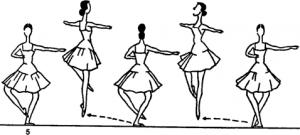 pas emboité danza