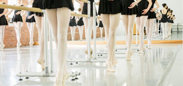 battement soutenu danza