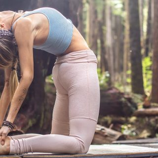 cellulite yoga