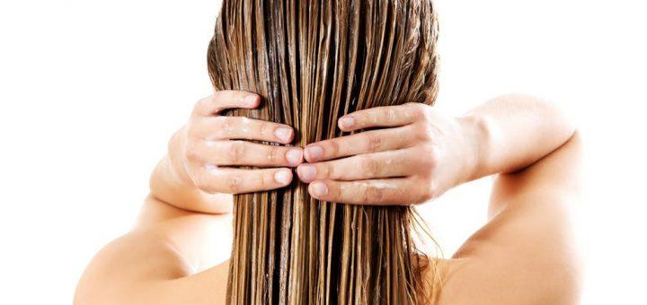capelli sani con oli essenziali